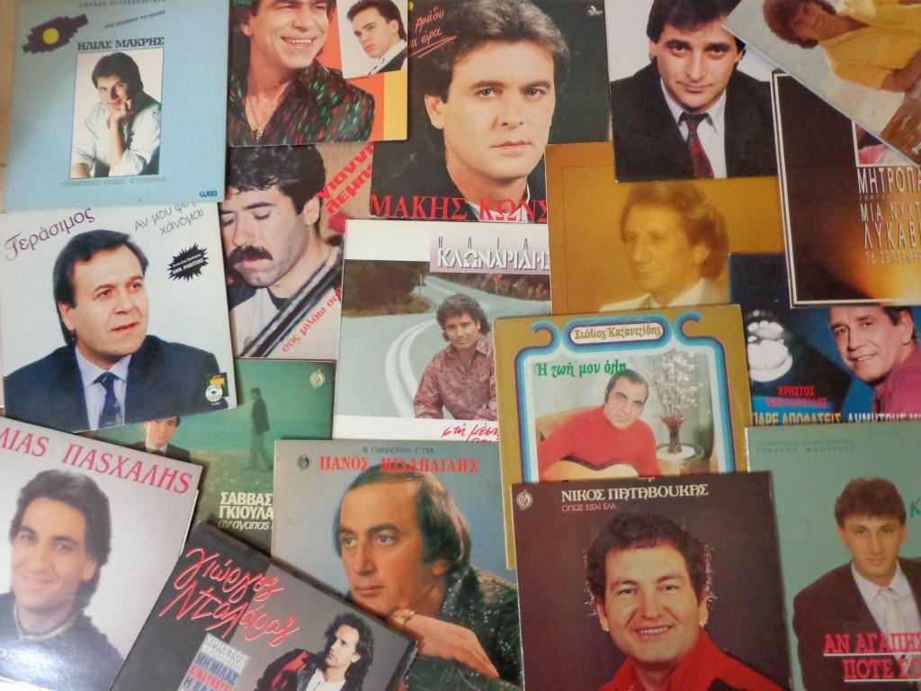 תקליטים יוונים בביטניק