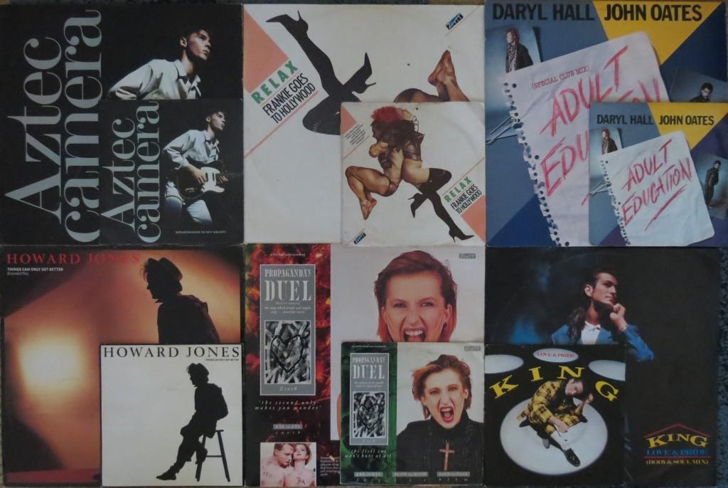 תקליטים ותקליטונים