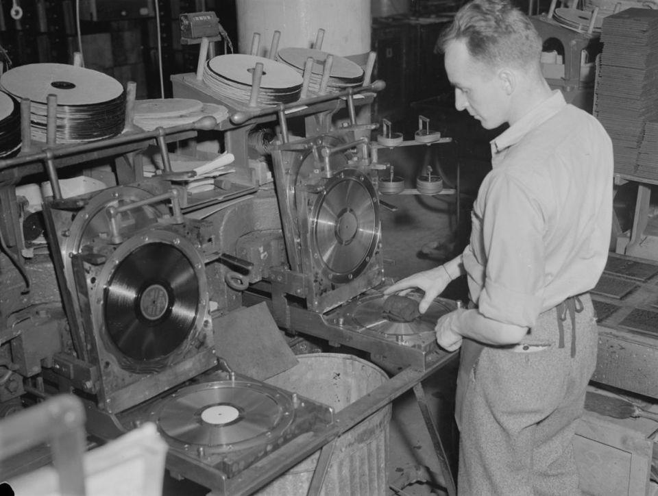 הדפסות תקליטים