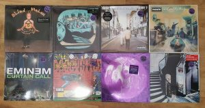 תקליטים משנות ה 90'