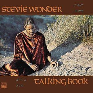 STEVIE WONDER Talking Book תקליט