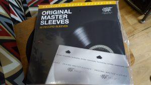 ניילונים פנימיים לתקליטים MOBILE FIDELITY