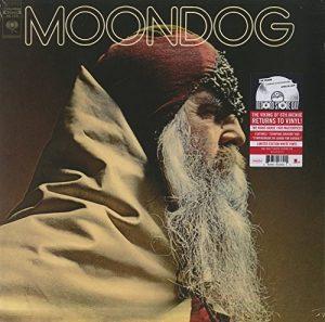 MOONDOG תקליט RSD