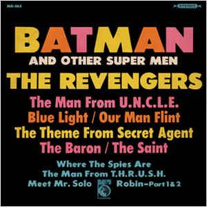 The Revengers - Batman LP