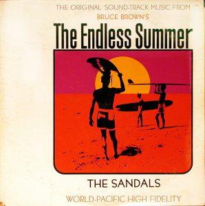 The Sandals LP