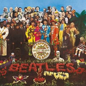 SGT. PEPPER LP
