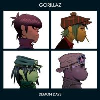 GORILLAZ DEMON DAYS 2LP