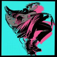 GORILLAZ The Now Now LP