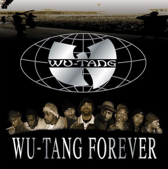 4LP WU-TANG FOREVER
