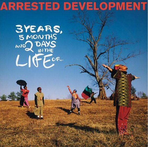 ARRESTED DEVELOPMENT - 3 YEARS, 5 MONTHS AND 2 DAYS