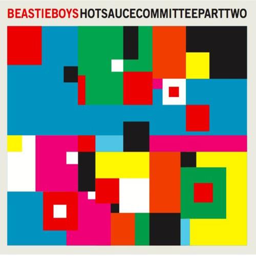 BEASTIE BOYS - HOTSAUSECOMMITTEEPARTTWO 2LP
