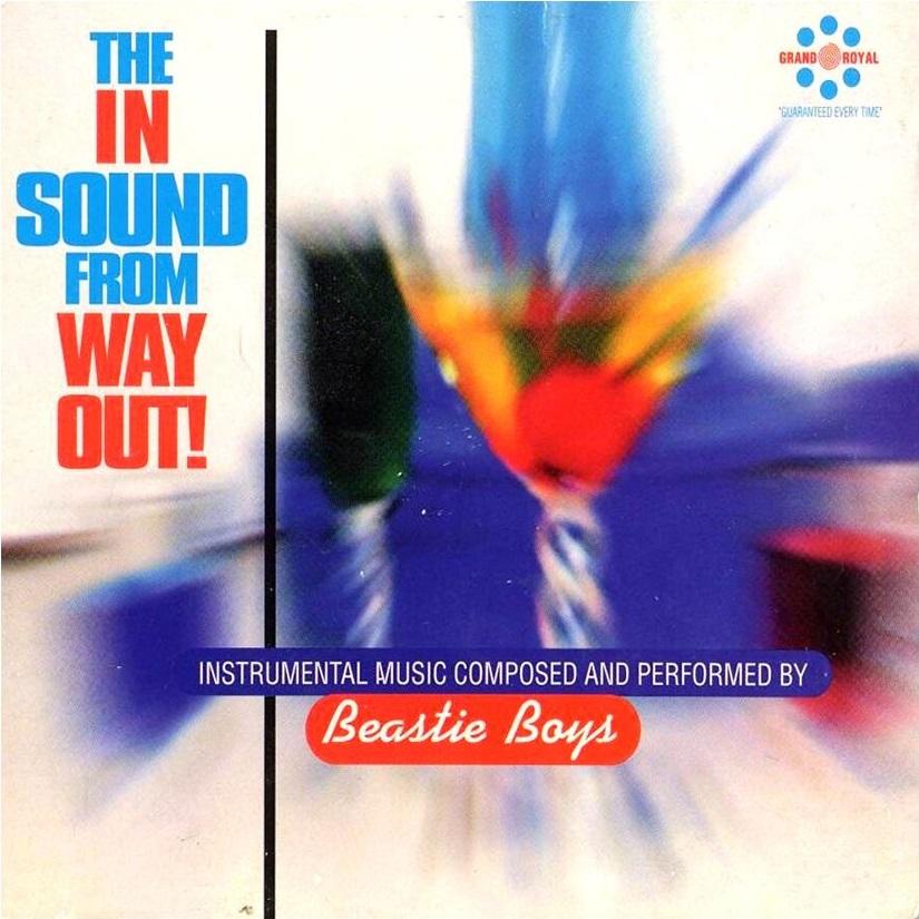 BEASTIE BOYS - IN SOUND