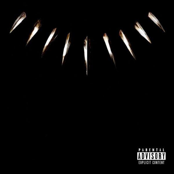 BLACK PANTHER 2LP