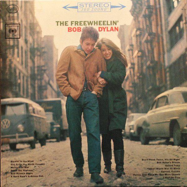 BOB DYLAN - THE FREEWHILIN