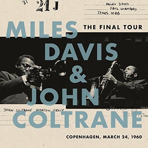 DAVIS COLTRANE FINAL TOUR