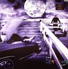 תקליט אמינם סלים שיידי SLIM SHADY