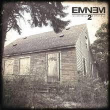 EMINEM - THE MARSHAL MATHERS 2 2LP