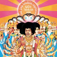 (JIMI HENDRIX - AXIS (BOLD AS LOVE