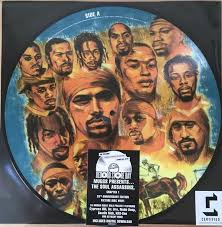 MUGGS PRESENTS... THE SOUL ASSASSINS PICTURE DISC