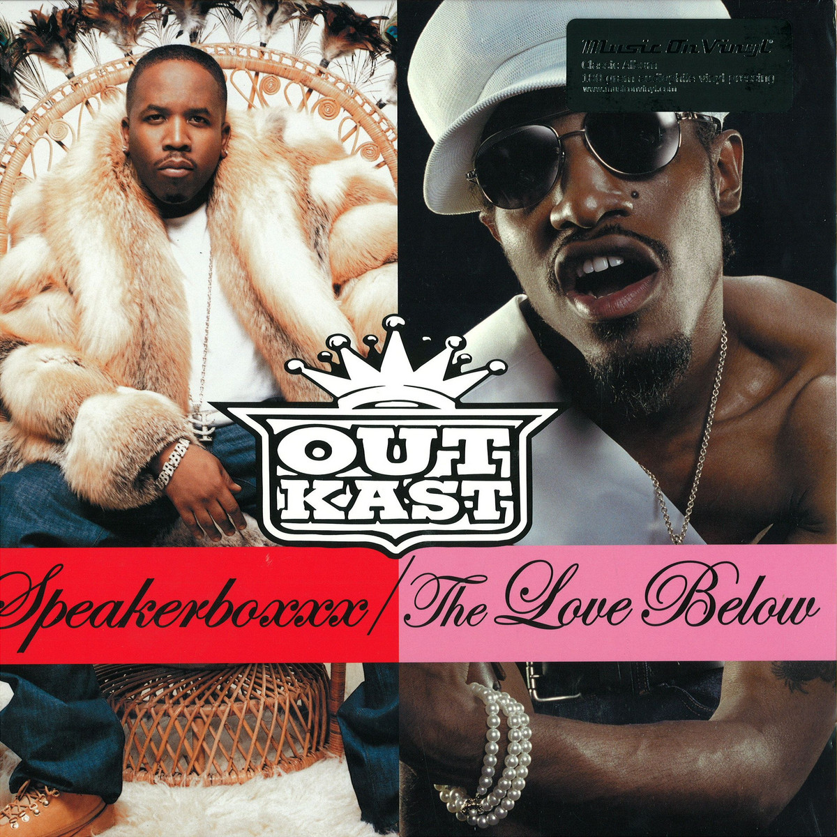 OUTKAST SPEAKERBOXXX
