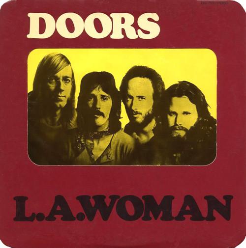 THE DOORS - L.A WOMAN