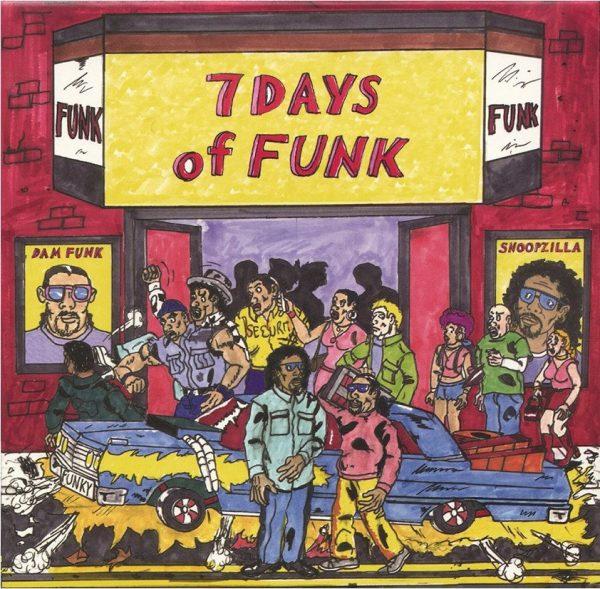 snoopzilla 7 days of funk