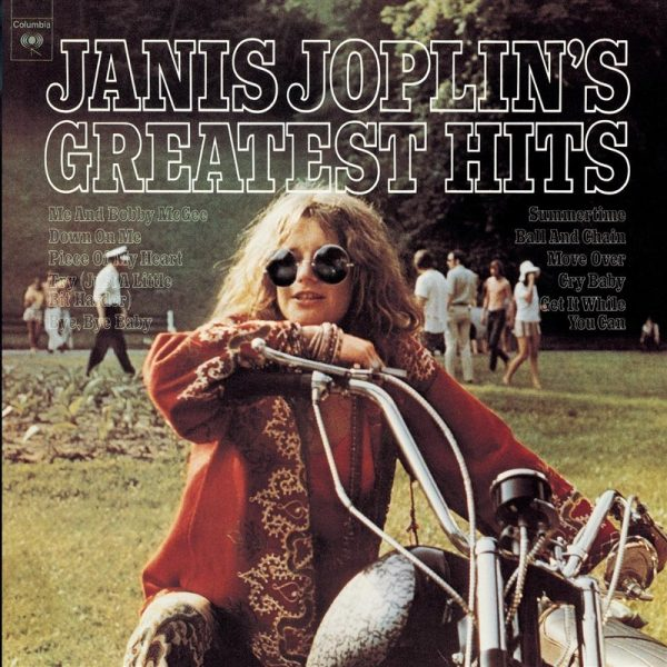 JANIS JOPLIN GREATEST HITS
