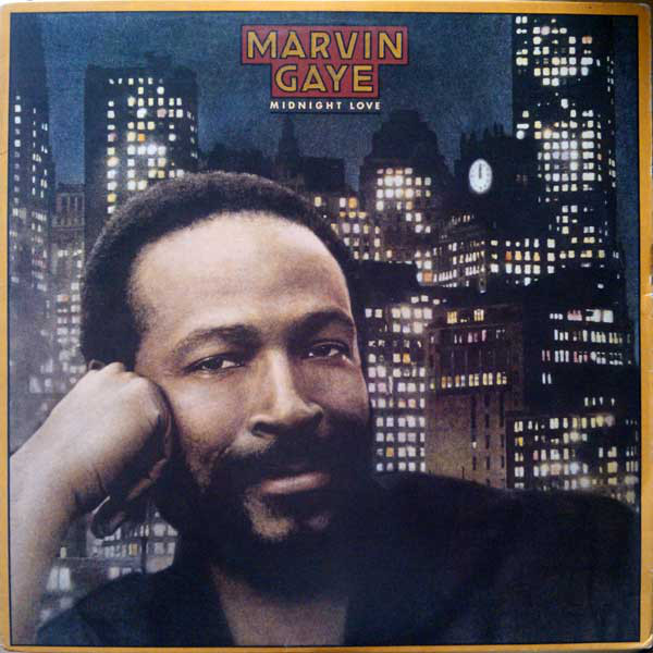 MARVIN GAYE MIDNIGHT LOVE