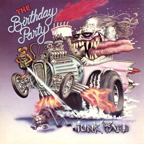 BIRTHDAY PARTY JUNKYARD
