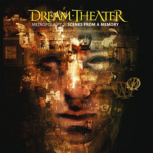 DREAM THEATER METROPOLIS 2