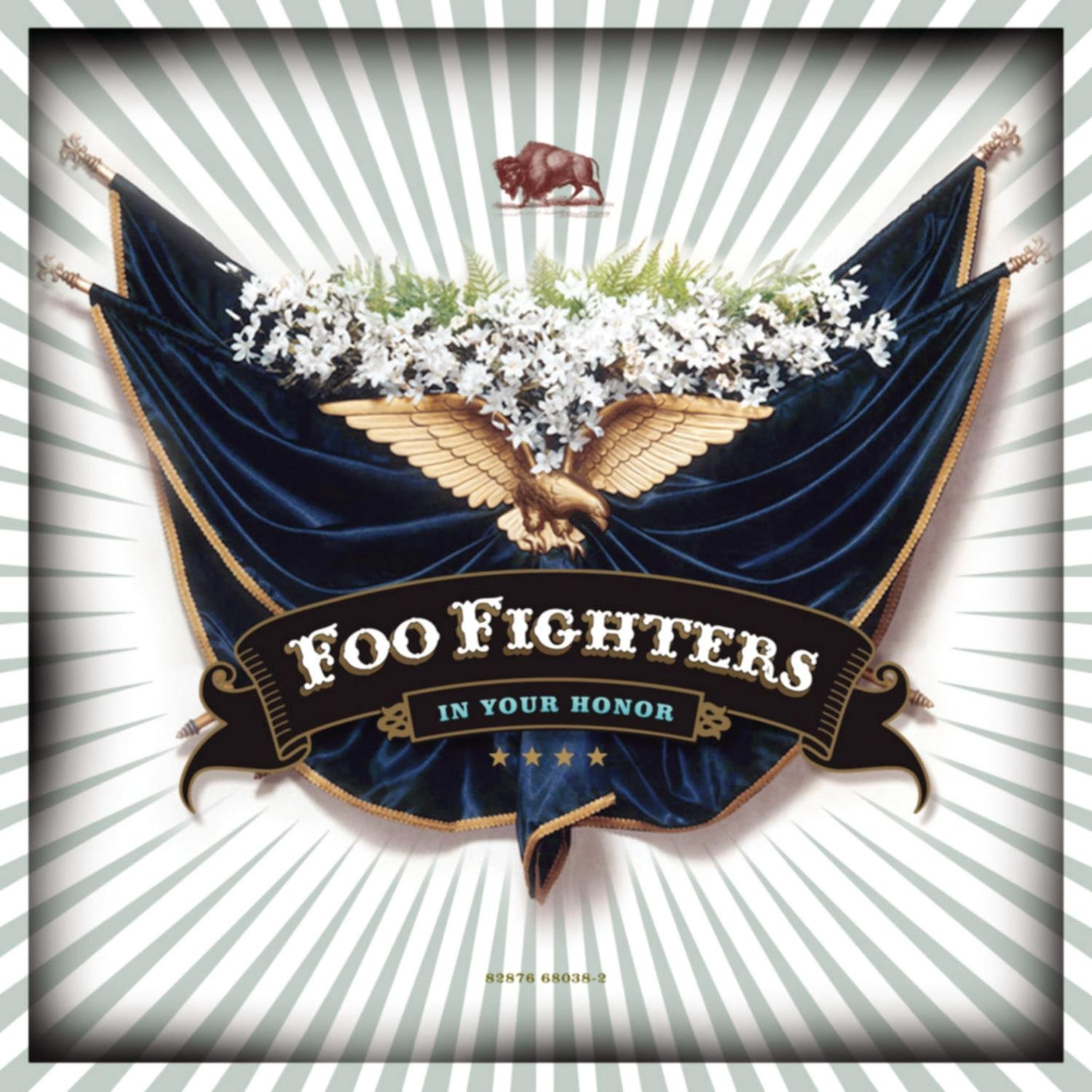FOO FIGHTERS IN YOUR HONOR