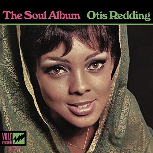 OTIS REDDING SOUL ALBUM