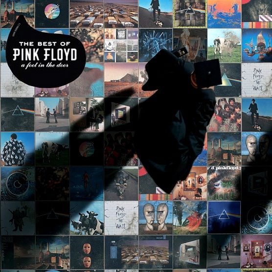 PINK FLOYD A FOOT IN THE DOOR