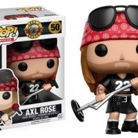 POP AXL ROSE VINYL FIGURE