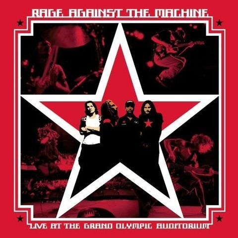 RAGE AGAINST LIVE AT GRAND OLYMPIC