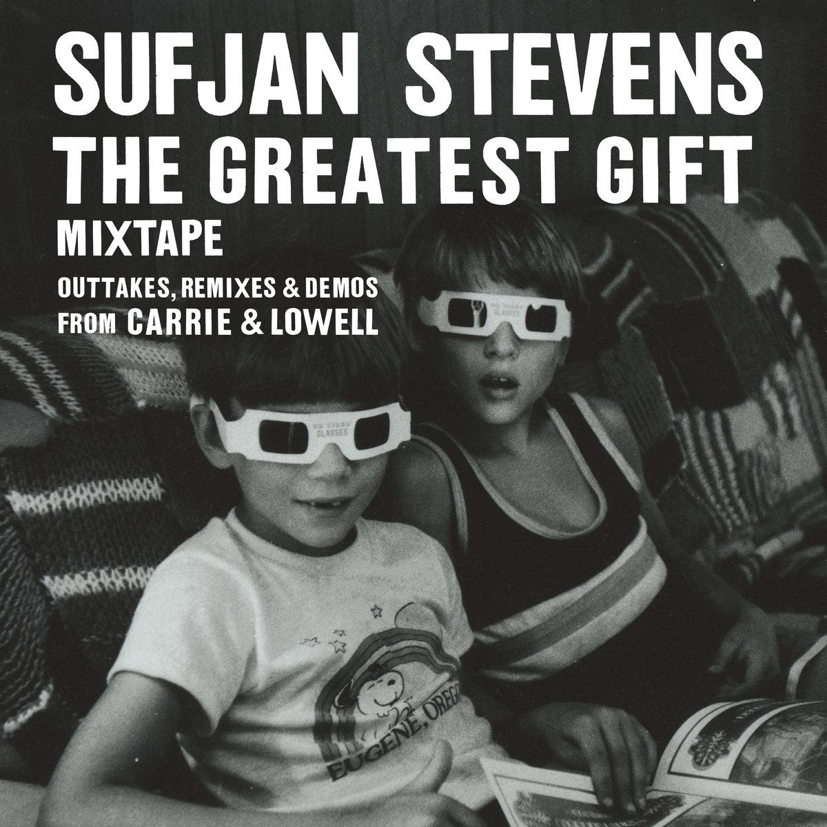 SUFJAN STEVENS GREATEST GIFT