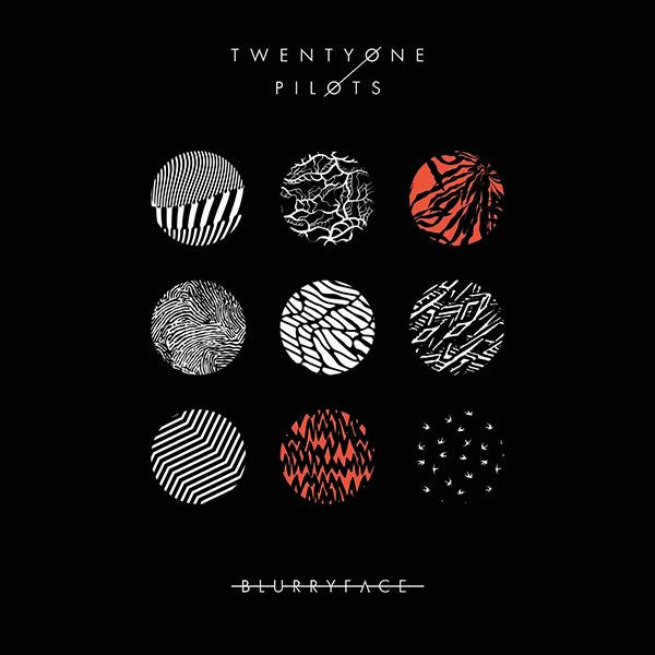 TWENT ONE PILOTS BLURRYFACE