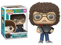 WEIRD AL YANKOVIC VINYL FIGURE