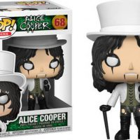 ALICE COOPER FUNKO POP VINYL FIGURE