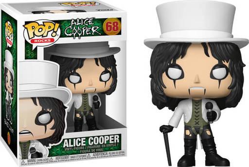 ALICE COOPER FUNKO POP VINYL FIGURE