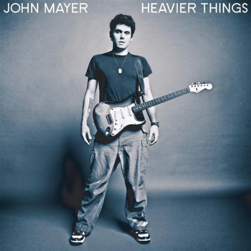 JOHN MAYER heavier things