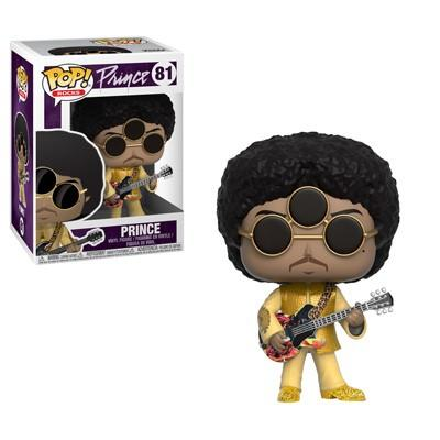prince 3rd eye FUNKO POP FIGURE