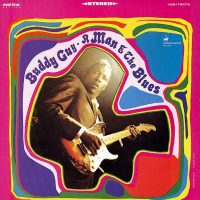 BUDDY GUY A MAN AND THE BLUES