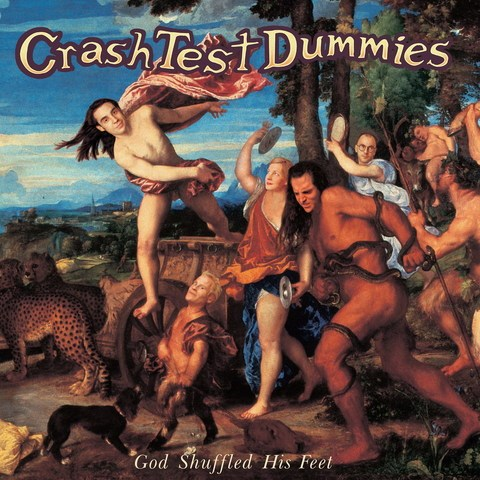 CRASH TEST DUMMIES GOD