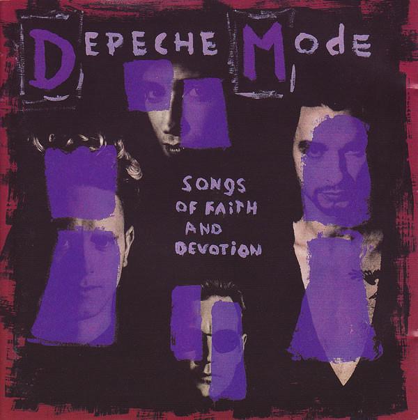 DEPECHE MODE SONGS OF FAITH