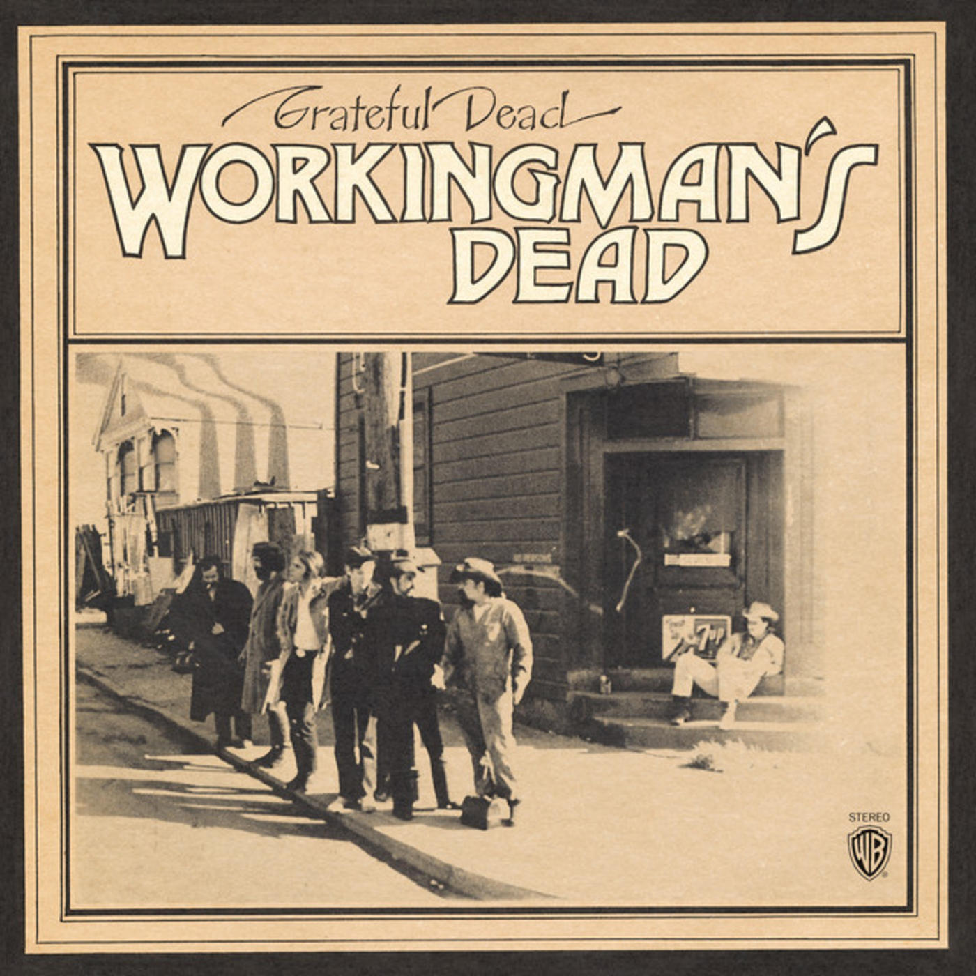 GRATEFUL DEAD WORKINGMANS