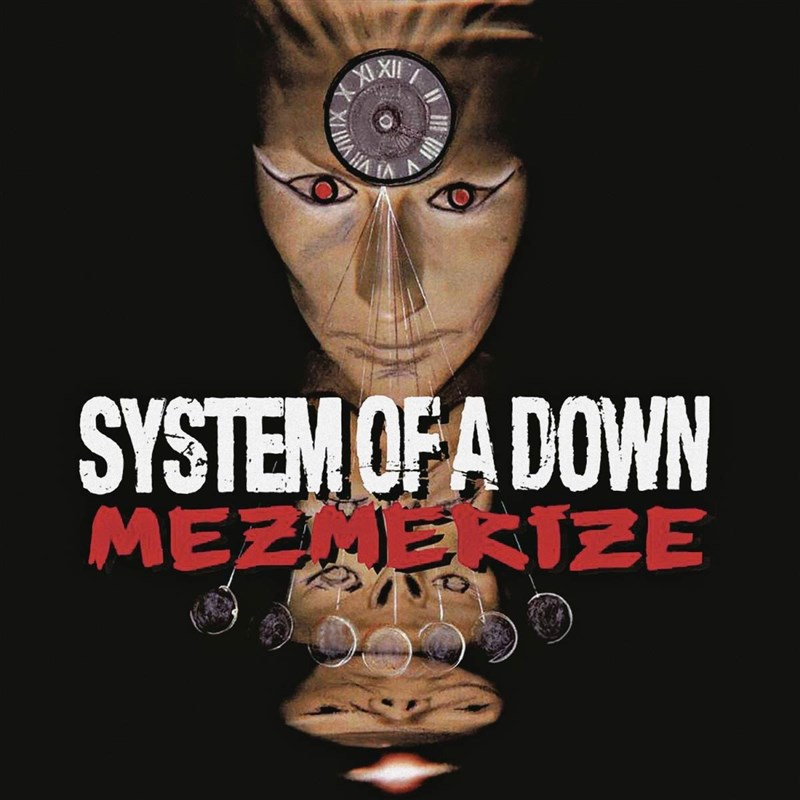SYSTEM OF A DOWN MEZMERIZE