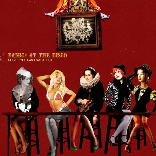 PANIC AT THE DISCO A FEVER YOU