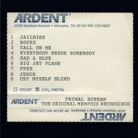 PRIMAL SCREAM GIVE OUT MEMPHIS
