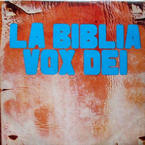 VOX DEI LA BIBLIA
